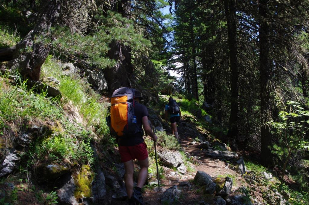 Walker's Haute Route - Stage 8 (CC awesomatik.com)