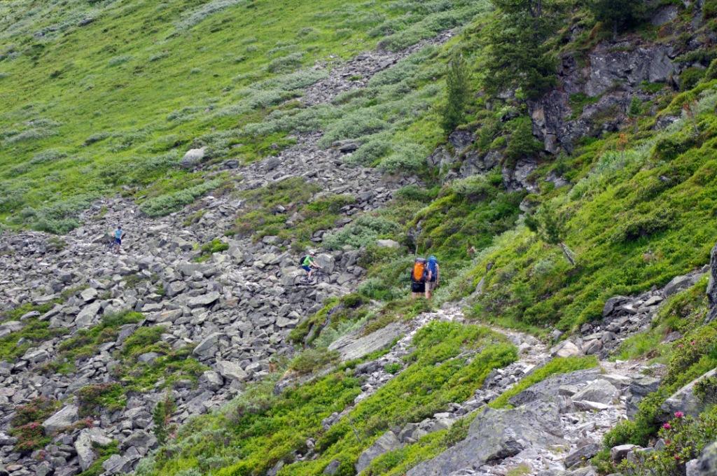 Walker's Haute Route - Stage 11 (CC awesomatik.com)