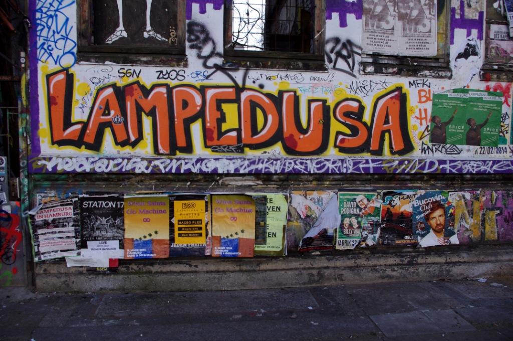 Lampedusa Hamburg CC awesomatik.com