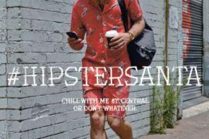 hipstersanta