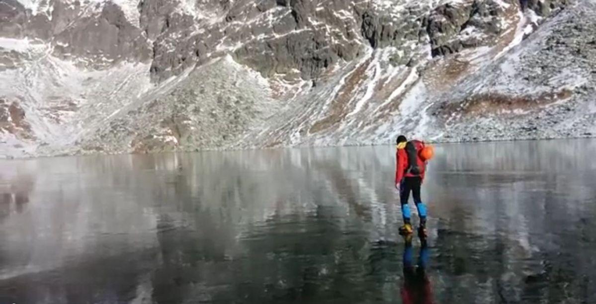 Frozen - Ultra-klares Eis
