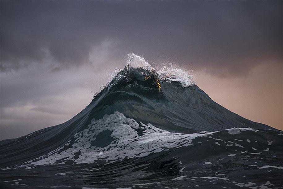 Wasserberge - Die Majestätischen Bilder von Ray Collins