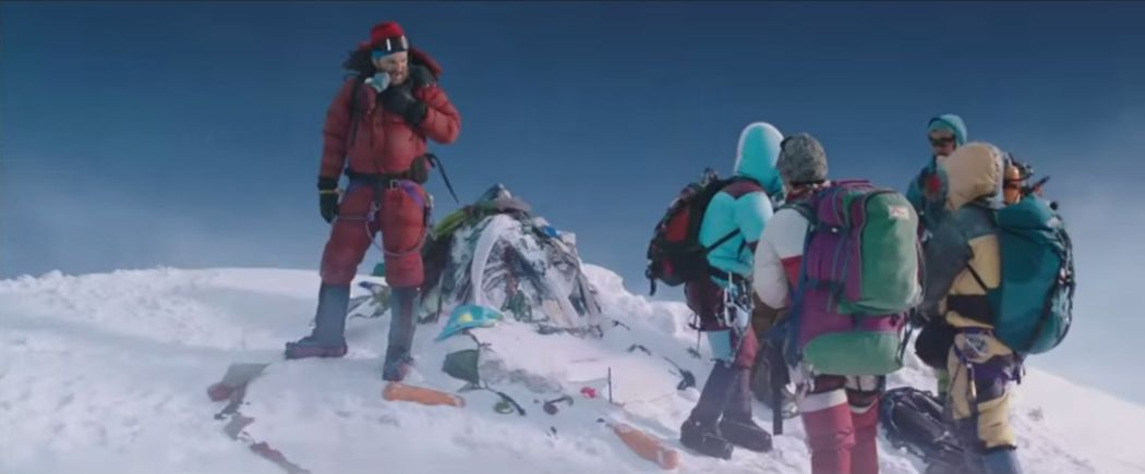 Everest screencap