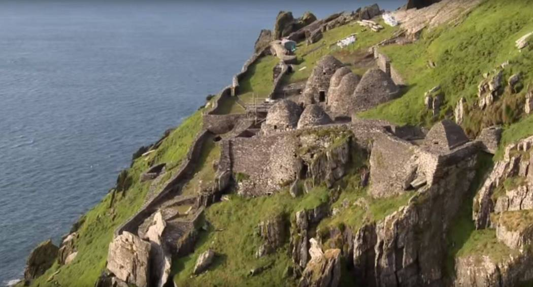 Skellig Michael Screencap