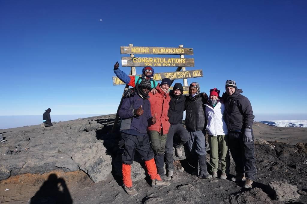 Kilimandscharo-Besteigung - Die Stunden der Wahrheit