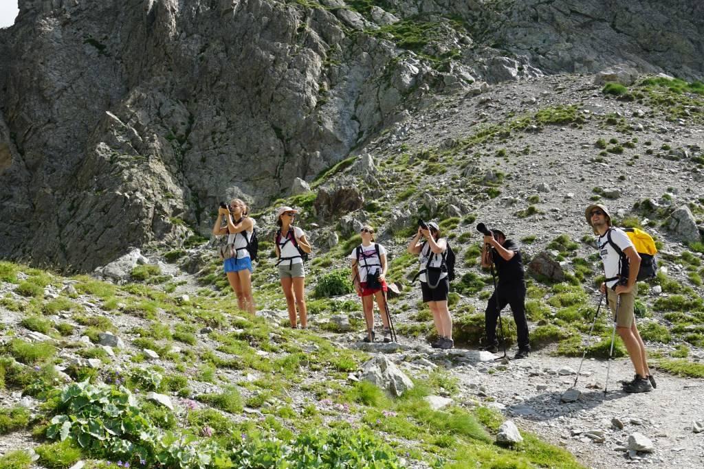 Alpenüberquerung auf dem GR 5