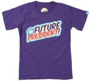 Tiny Future President