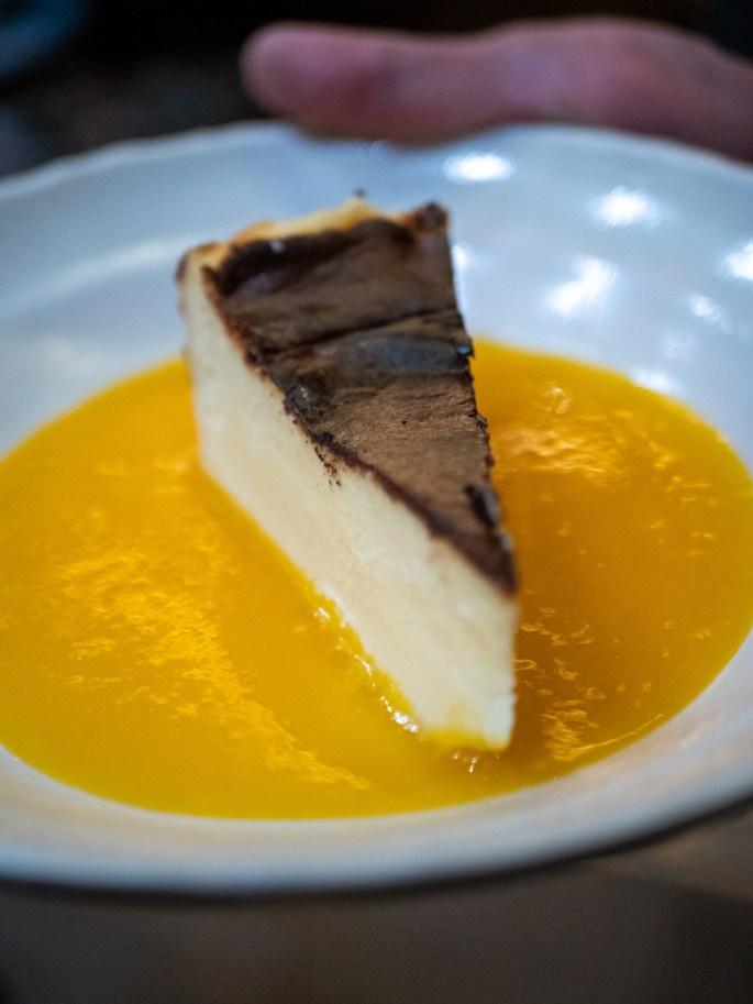 Mascarpone Cheesecake