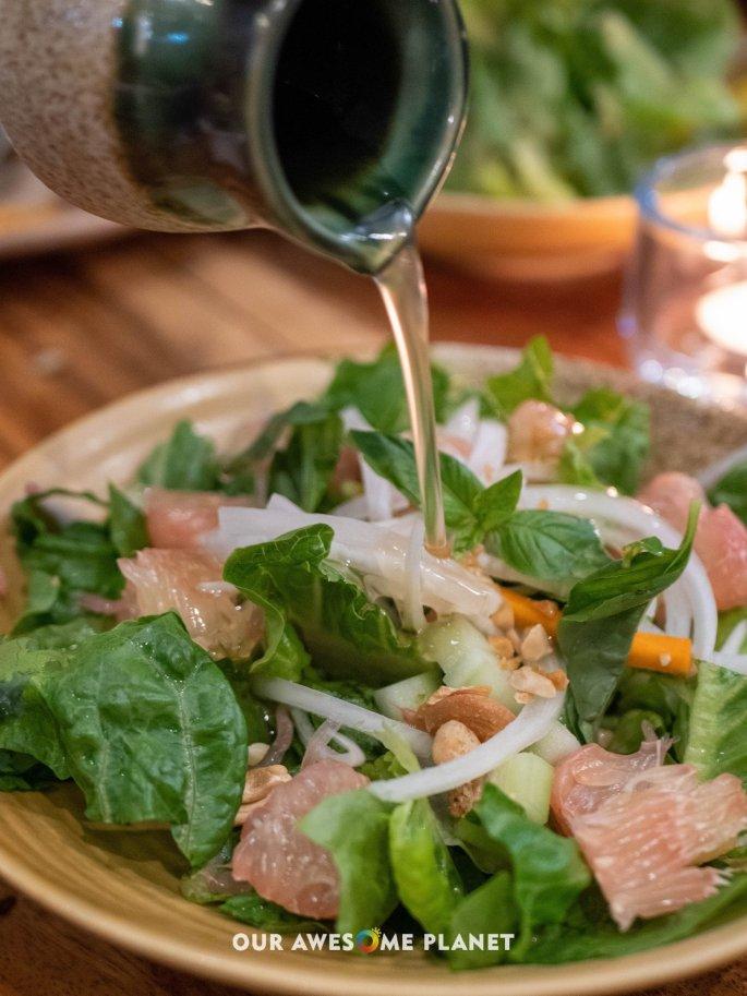 Talisay Garden Salad