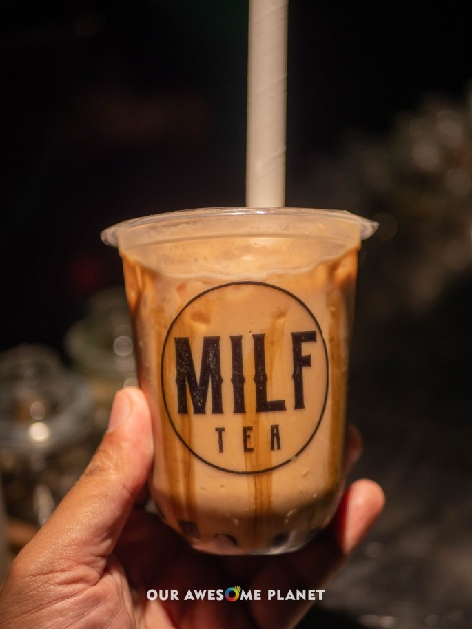 Milf Tea (₱245)