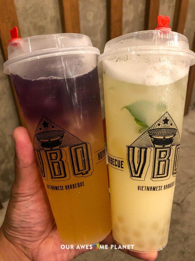 Juices & Teas
