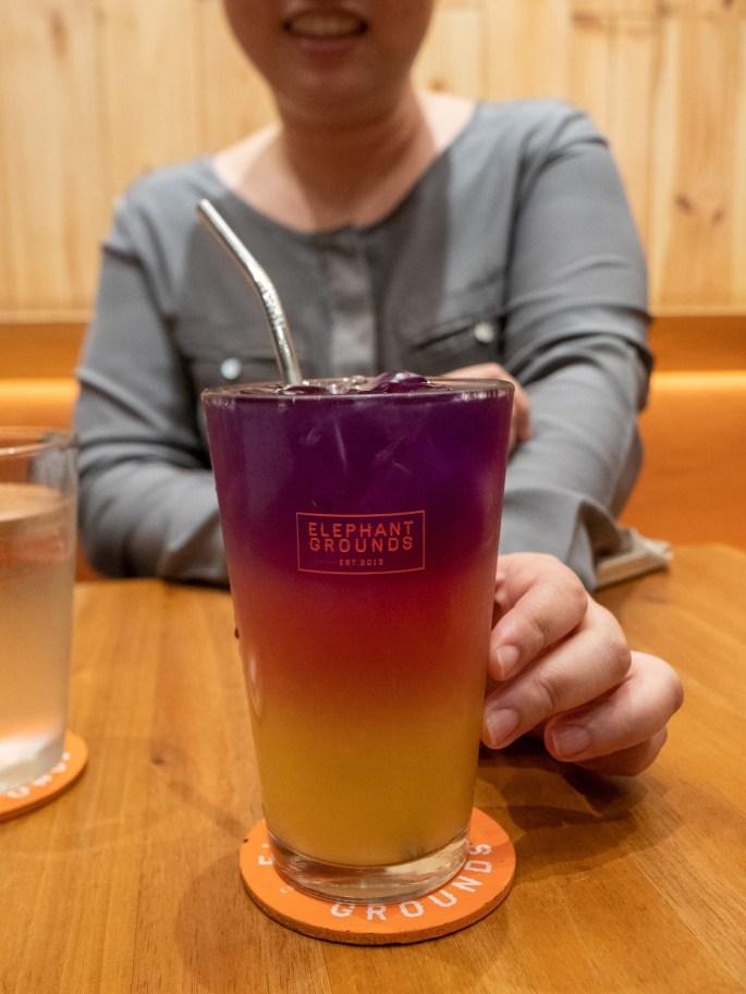 Sunset Iced Tea