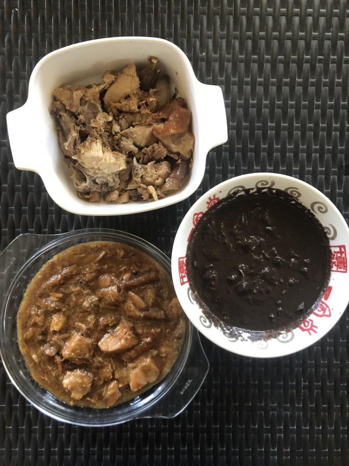Rico's Lechon, Lechon Paksiw and Dinuguan
