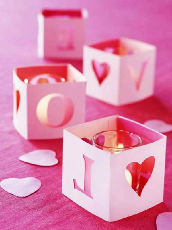 11+ Awesome And Coolest DIY Valentines Decorations ...