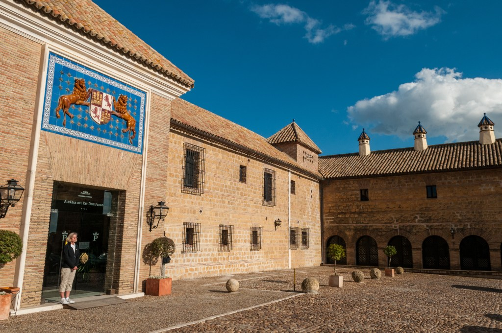 Best Paradors in Andalucia: 10 Perfect Parador Hotels in Andalucia: Parador of Carmona