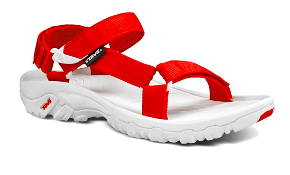 Best Shoes for Spain: What to Pack for Spain in Summer: Teva Hurricane Sandals