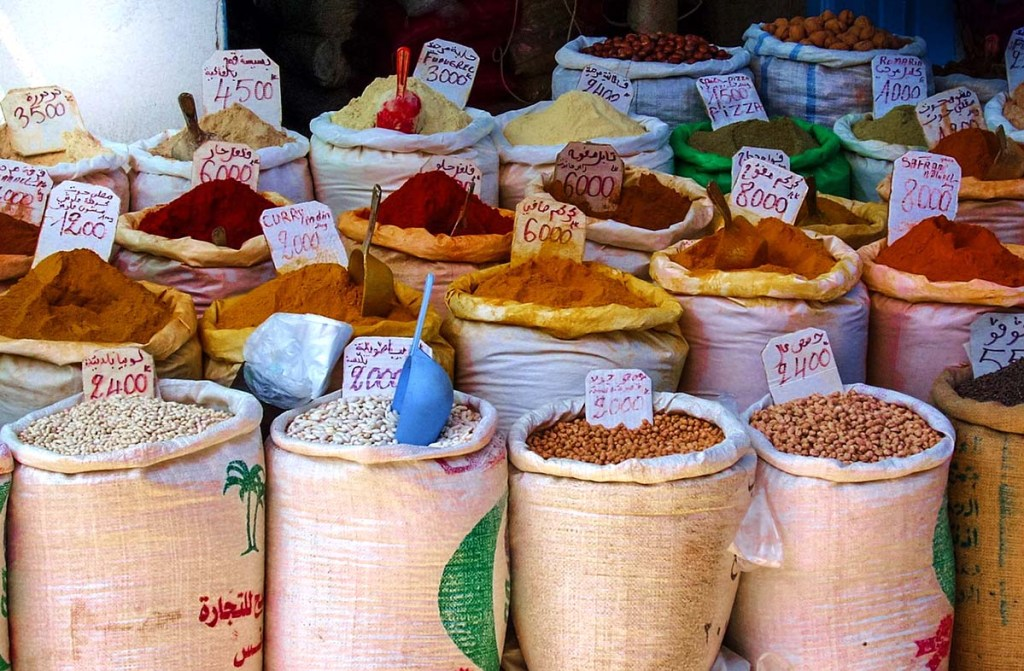 Morocco Culinary Tours: Discover Moroccan Food, Market & Cooking Tours - spices
