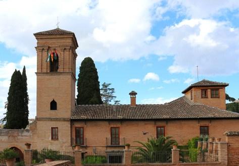 Best Paradors in Andalucia: Parador de Granada