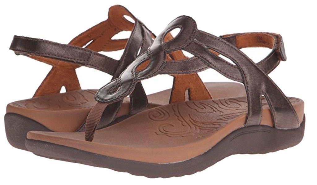Best Sandals for Spain in Summer: Rockport sandals