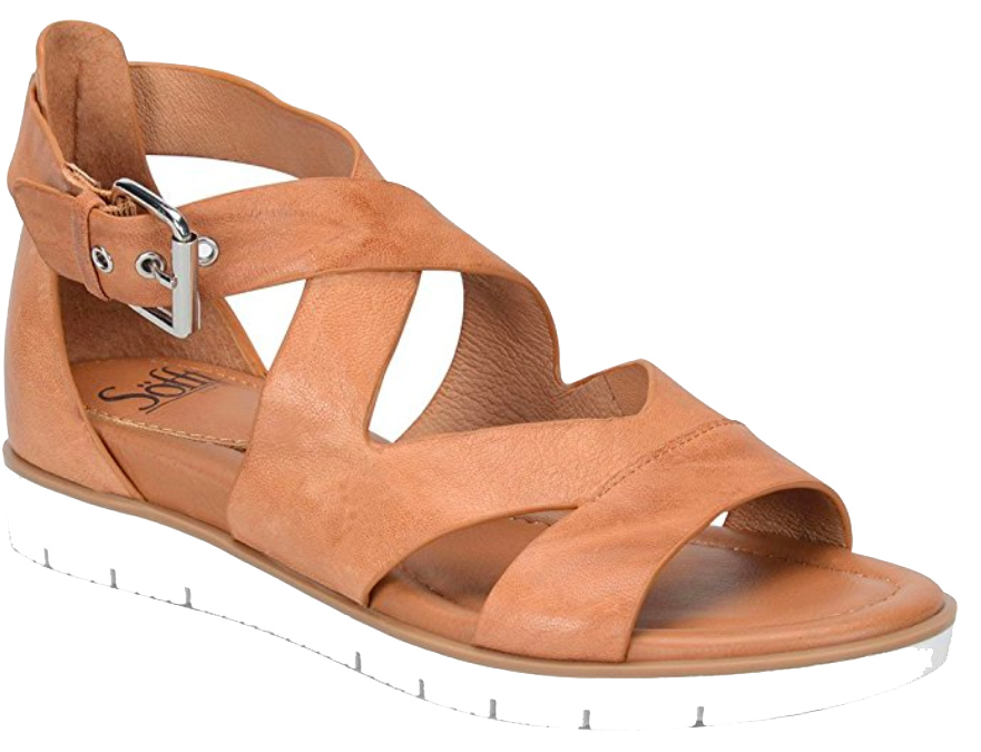 Best Sandals for Spain in Summer: Sofft sandals