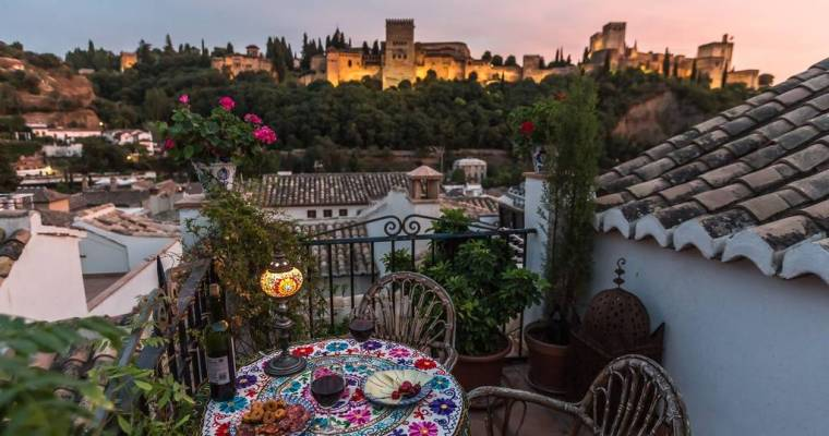 Cool Places to Stay in Granada