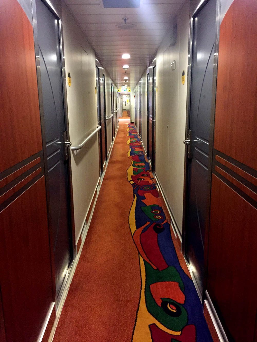Brittany Ferries corridor