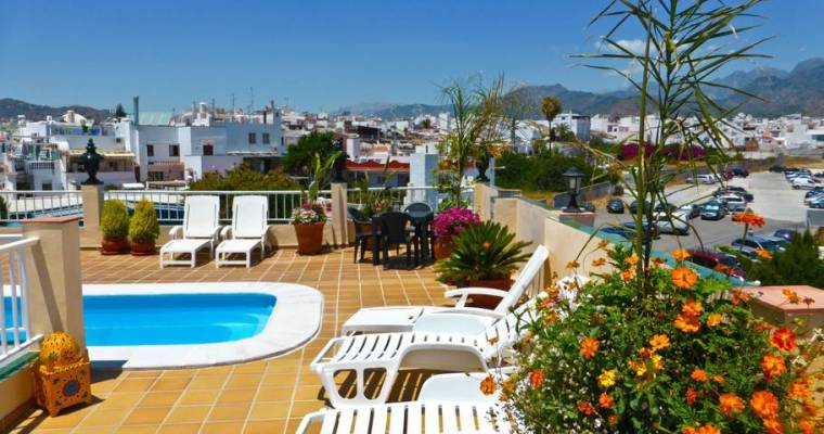 10 Best Airbnbs in Nerja
