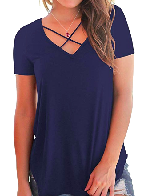 What to Wear in Spain in Fall: Packing for Spain: cute tops