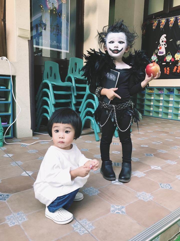 luke & l death note halloween costume 3