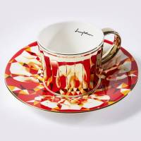 The Amazing Mirror Cups And Saucers Use Science And Technology To Be Unique