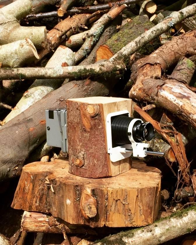 4×5″ Log Camera