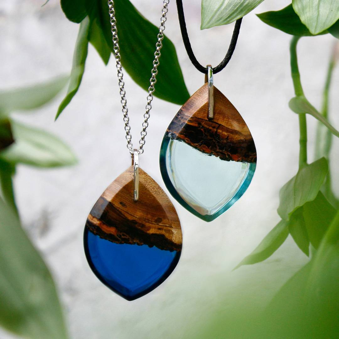 Exquisite Jewelry Made From Sand And Resin Sells Like Hot Cakes 7