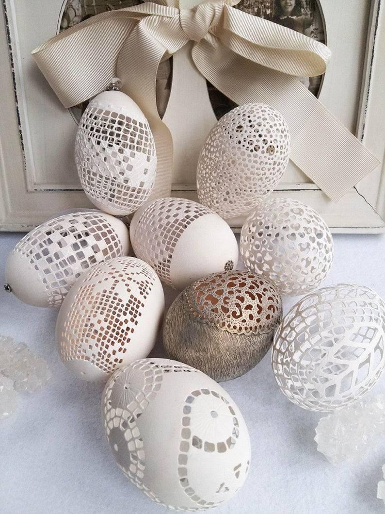 egg shell carving 1