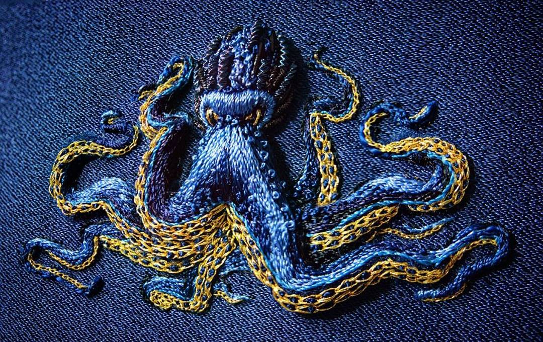 Hand Embroidery Artist image 10