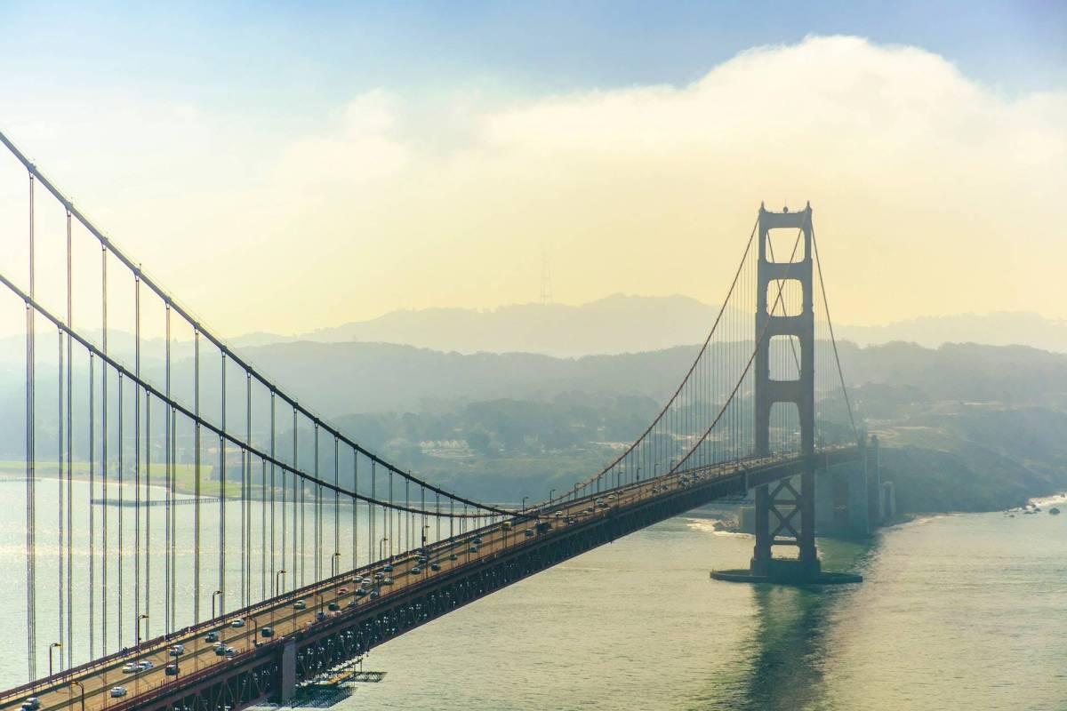 golden gate bridge weather