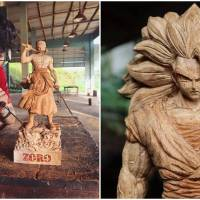 Intricate Wooden Sculptures Of 21-Year-Old Vietnamese Artisan Make A Mark