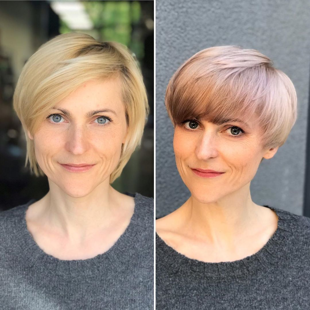 Hairstylist Boosts Her Clients' Self-Esteem By Choosing The Most Appropriate Hairstyles Image 8