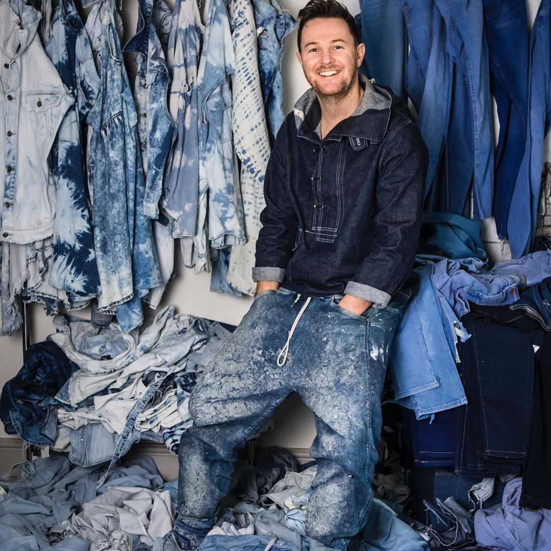 Artist Creates Stunning Works Of Art From Pieces Cut Out Of Denim Jeans 6