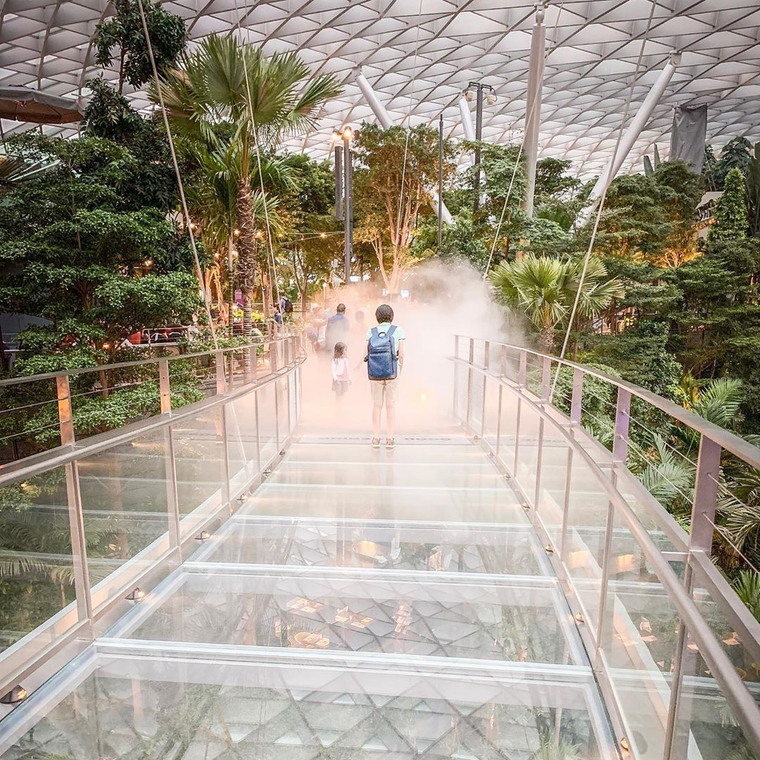 Jewel Changi Airport – The Nature Themed International Airport 8