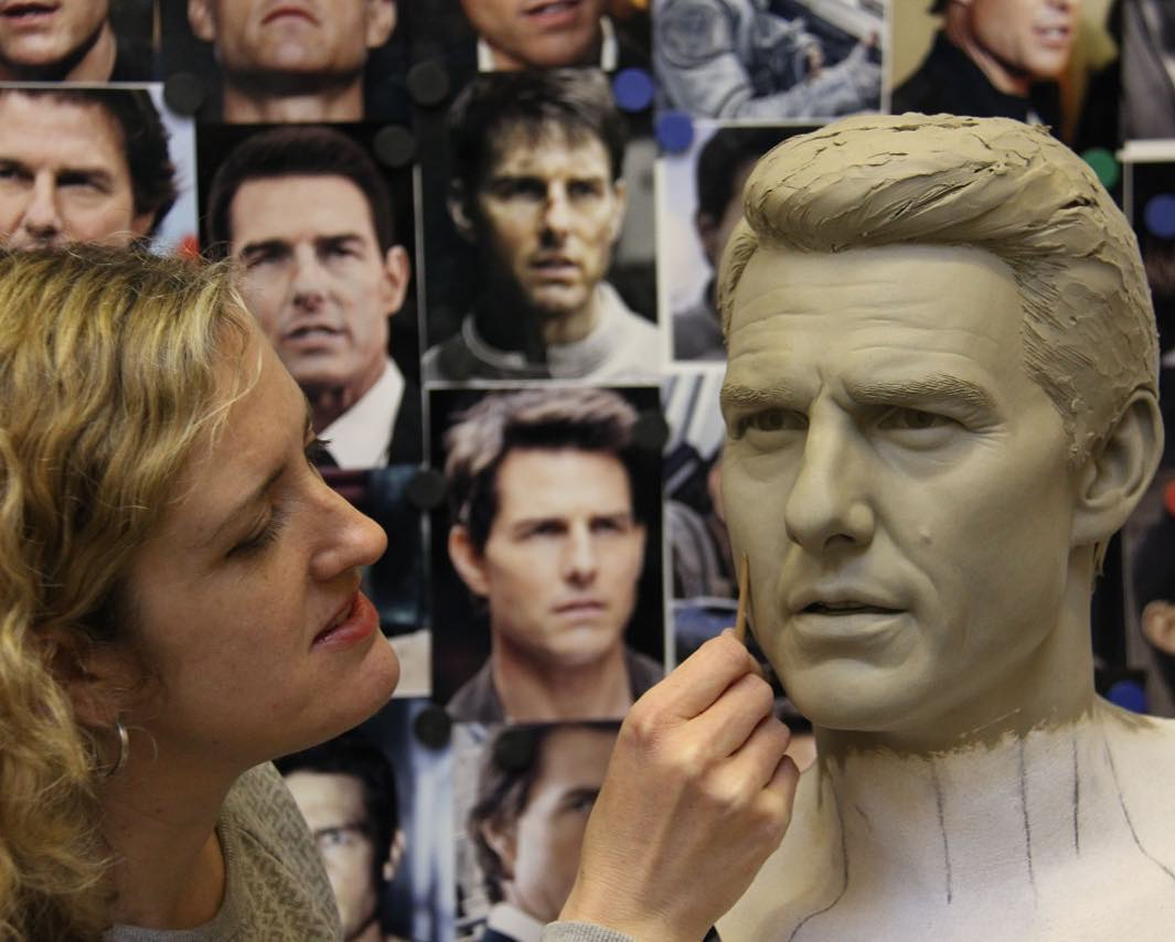 Renowned Sculptor Teaches Sculpting Techniques Through Her Online Course 2