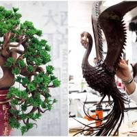 This Artist Can Build Anything From Chocolate