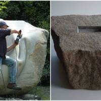 Hard Stone Goes Soft In The Hands Of This Amazing Sculptor