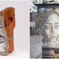 Works of Portuguese Street Artist is a Reflection on Contemporary Urban Societies