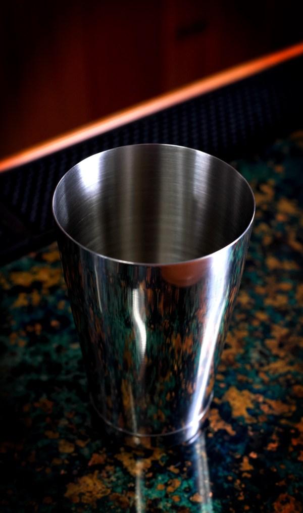 BarFly 18 oz Shaker Tin