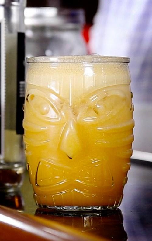 Barrel o' Rum