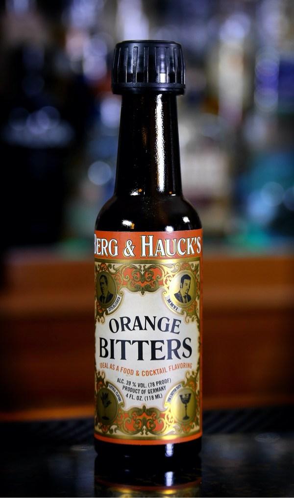 Berg & Hauck Orange Bitters