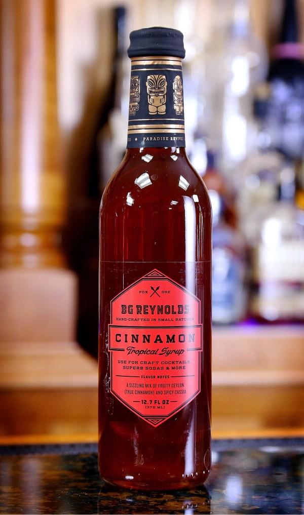 B.G. Reynolds Cinnamon Syrup