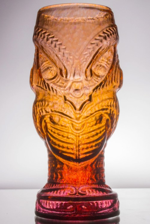 Head Hunter Tiki Mug