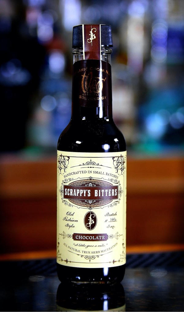 Scrappy's Chocolate Bitters
