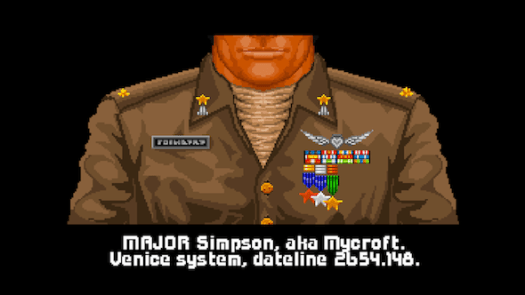 Wing Commander Medals